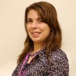 Photo of a school staff nurse Katrina Sealey