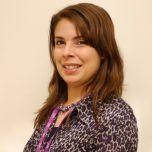 Photo of a school staff nurse Katrina Sealey